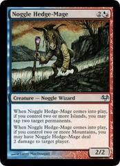 Noggle Hedge-Mage - Foil