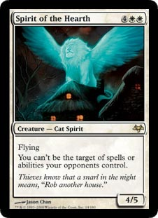 Spirit of the Hearth - Foil