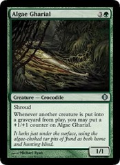 Algae Gharial - Foil on Channel Fireball