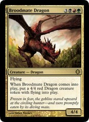 Broodmate Dragon - Foil