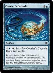 Courier's Capsule - Foil