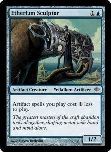 Etherium Sculptor - Foil