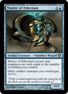 Master of Etherium - Foil