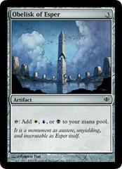 Obelisk of Esper - Foil