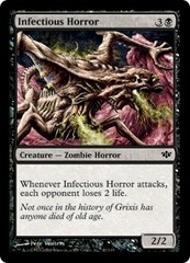 Infectious Horror - Foil
