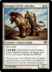 Paragon of the Amesha - Foil