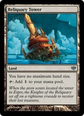Reliquary Tower - Foil