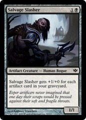 Salvage Slasher - Foil