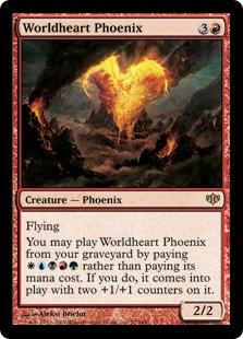 Worldheart Phoenix - Foil