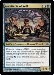 Architects of Will - Foil on Channel Fireball