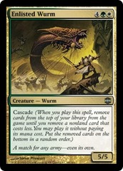 Enlisted Wurm - Foil