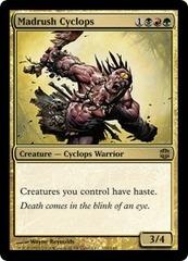 Madrush Cyclops - Foil