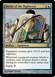 Shield of the Righteous - Foil