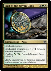Sigil of the Nayan Gods - Foil