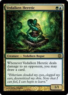 Vedalken Heretic - Foil