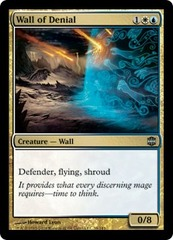 Wall of Denial - Foil