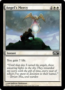 Angel's Mercy - Foil