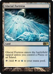 Glacial Fortress - Foil on Channel Fireball