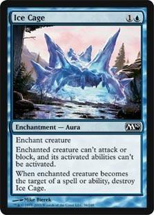 Ice Cage - Foil
