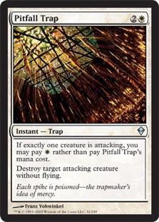 Pitfall Trap - Foil