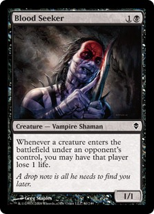 Blood Seeker - Foil