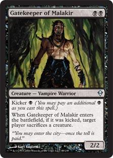 Gatekeeper of Malakir - Foil