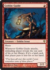 Goblin Guide - Foil on Channel Fireball