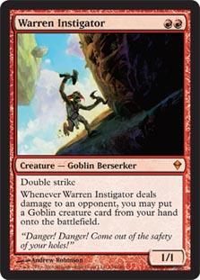 Warren Instigator - Foil