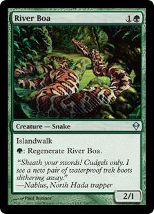 River Boa - Foil