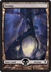 Swamp (238) - Full Art - Foil