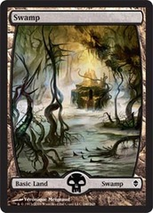 Swamp (240) - Full Art - Foil