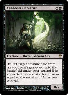 Agadeem Occultist - Foil