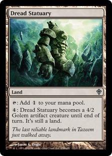Dread Statuary - Foil