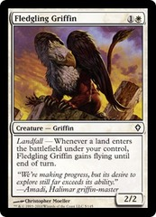 Fledgling Griffin - Foil on Channel Fireball