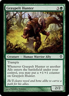 Graypelt Hunter - Foil