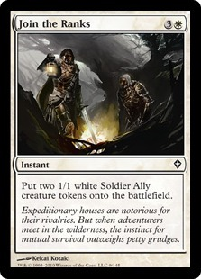 Join the Ranks - Foil