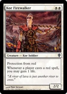 Kor Firewalker - Foil