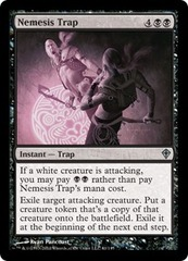 Nemesis Trap - Foil on Channel Fireball