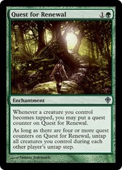Quest for Renewal - Foil