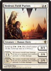 Hedron-Field Purists - Foil