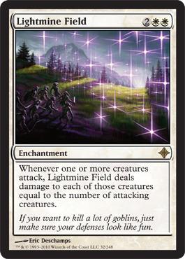 Lightmine Field - Foil