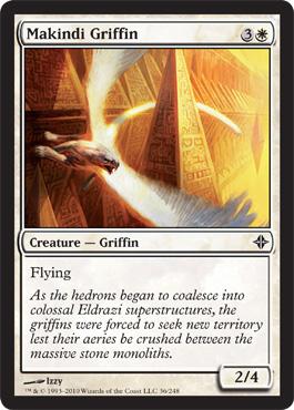 Makindi Griffin - Foil