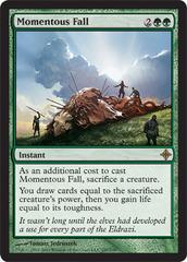 Momentous Fall - Foil
