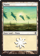 Plains - Foil (231)(ROE)