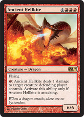 Ancient Hellkite - Foil (M11)