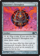 Sorcerers Strongbox - Foil