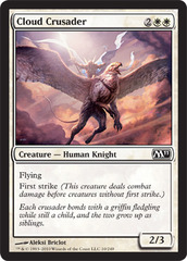Cloud Crusader - Foil