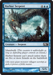 Harbor Serpent - Foil