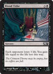 Blood Tithe - Foil