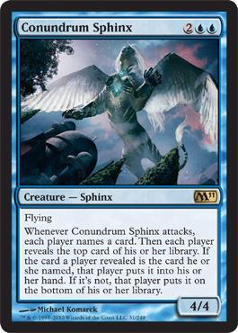 Conundrum Sphinx - Foil